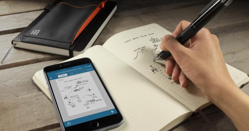 stylo animation objets connectés