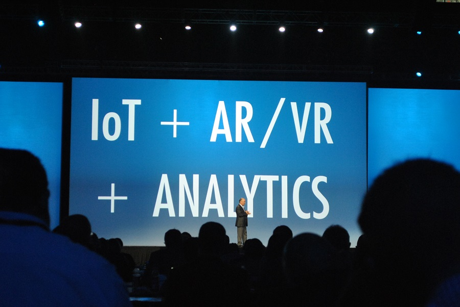 LIVEWORX IOT ANALYTICS