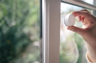 Notion capteurs iot smart home fonds