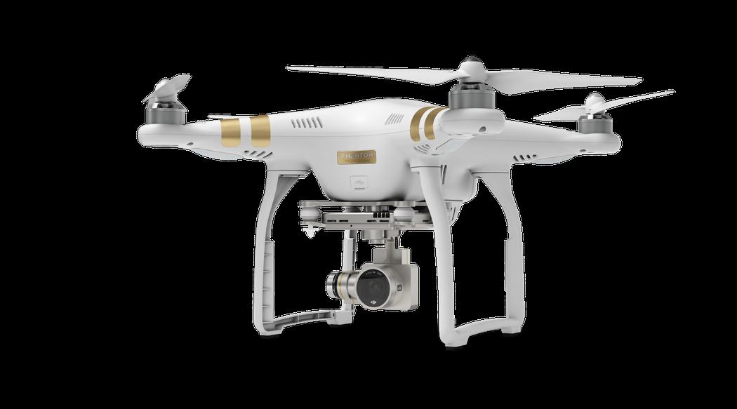 dji animation drones