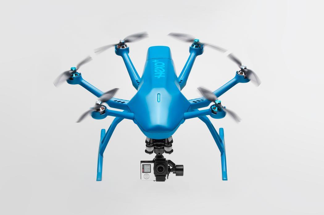 hexo- animation drones