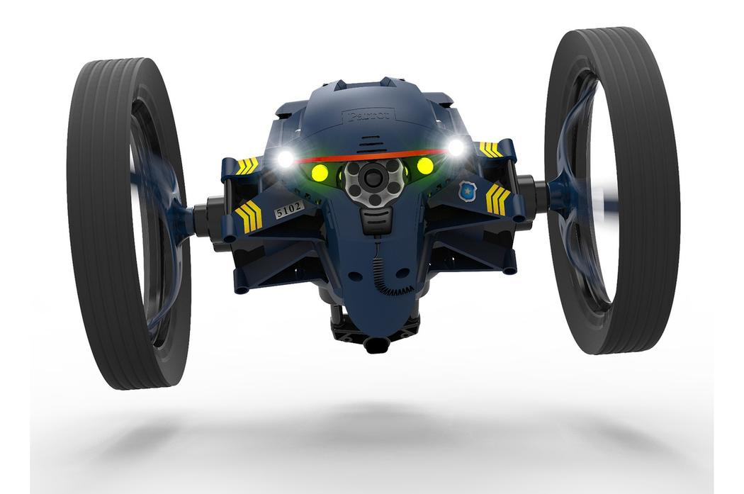 parrot jumping animation drones