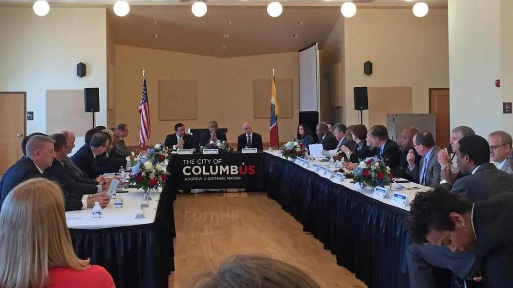 Columbus smart city iot challenge