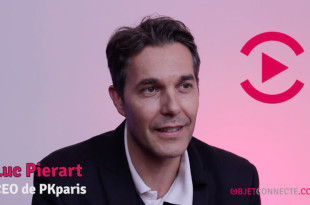 pk paris objets connectes iot smartphone interview video startup live