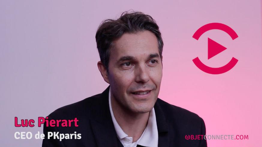 pk paris objets connectes iot smartphone interview video startup live