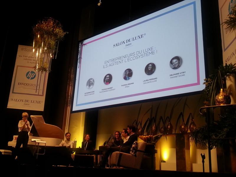 Conférence de LaFrenchLuxe, les trublions du luxe