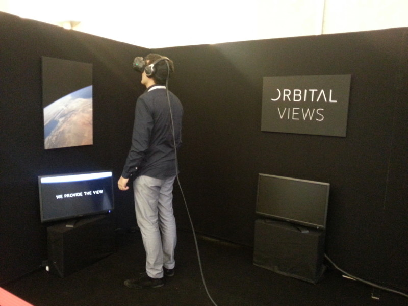 Orbital Views: vers le tourisme spatial