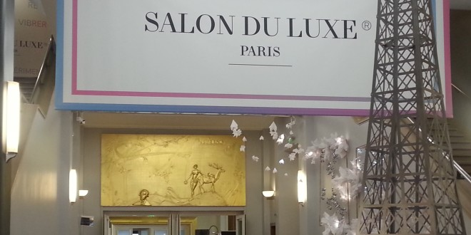 Le Salon du Luxe 2016, Paris