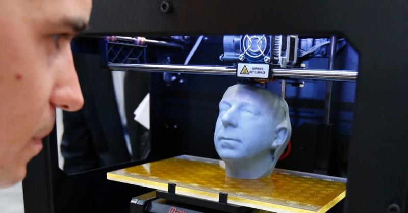 animation imprimante 3D clone
