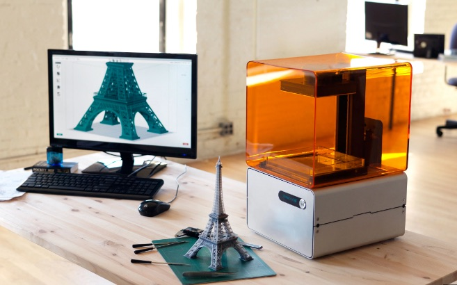 imprimante 3D journee innovation animation objets connectés