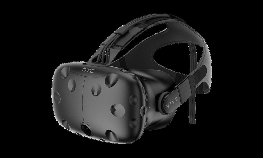 animation réalité virtuelle htc