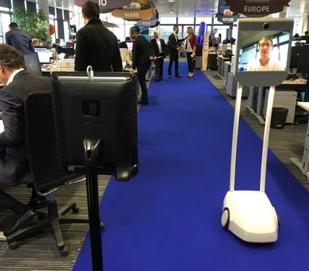 animation robots awabot