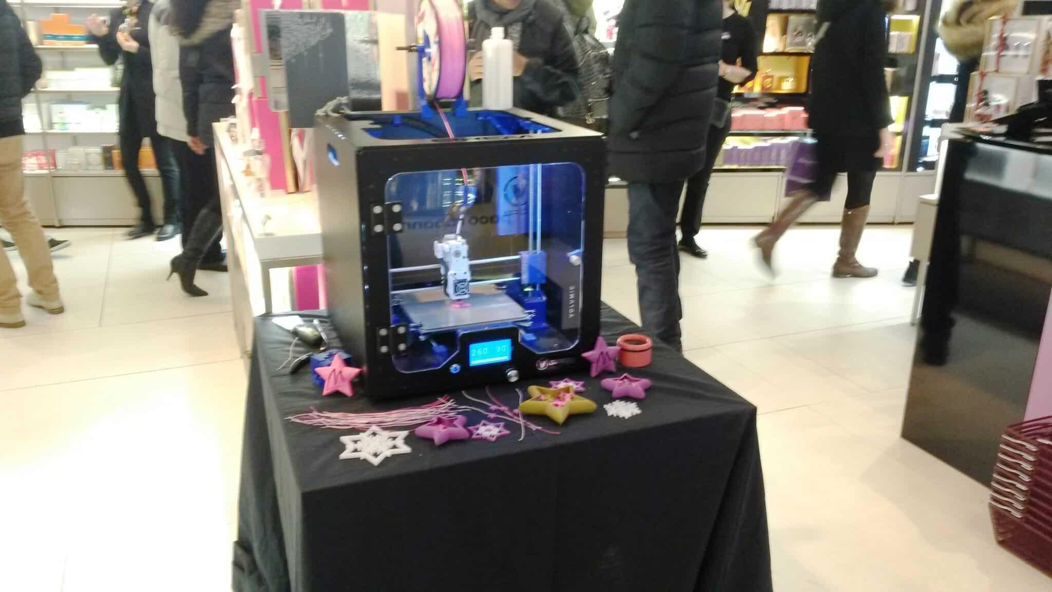 Marionnaud Animation imprimante 3D