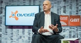 Vincent Steckler, PDG d'Avast