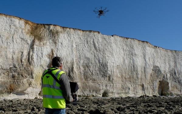 levées de fonds drone