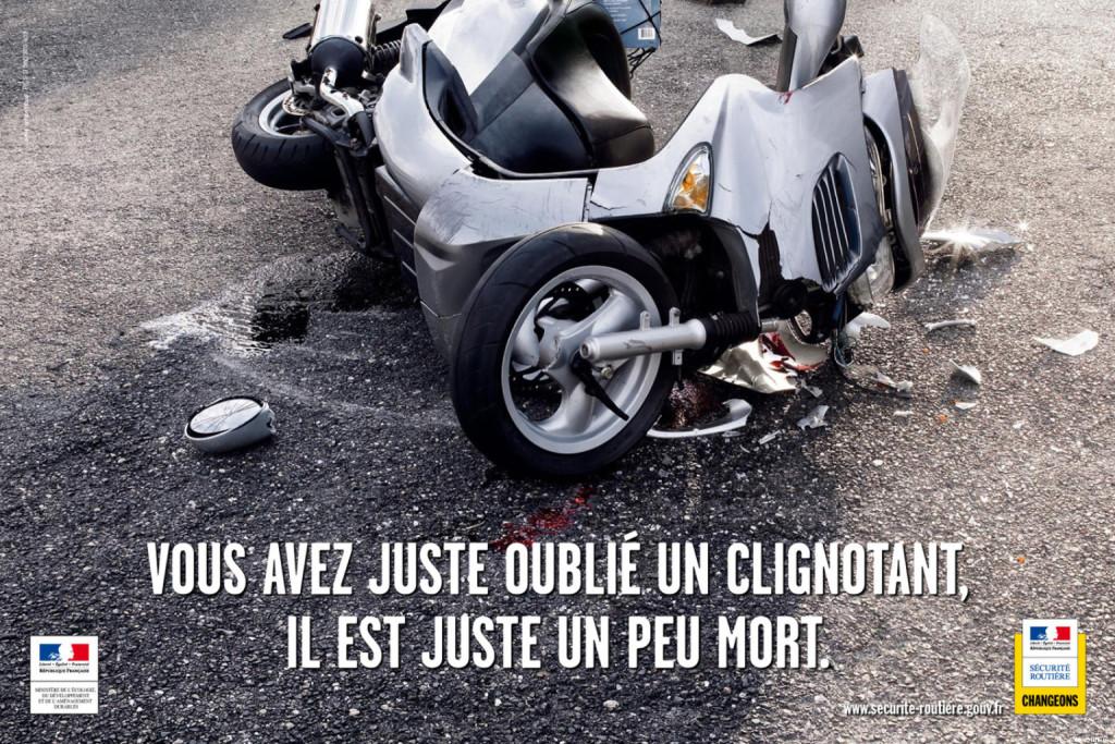 Une campagne de prévention routière