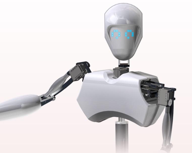 robot tiKi