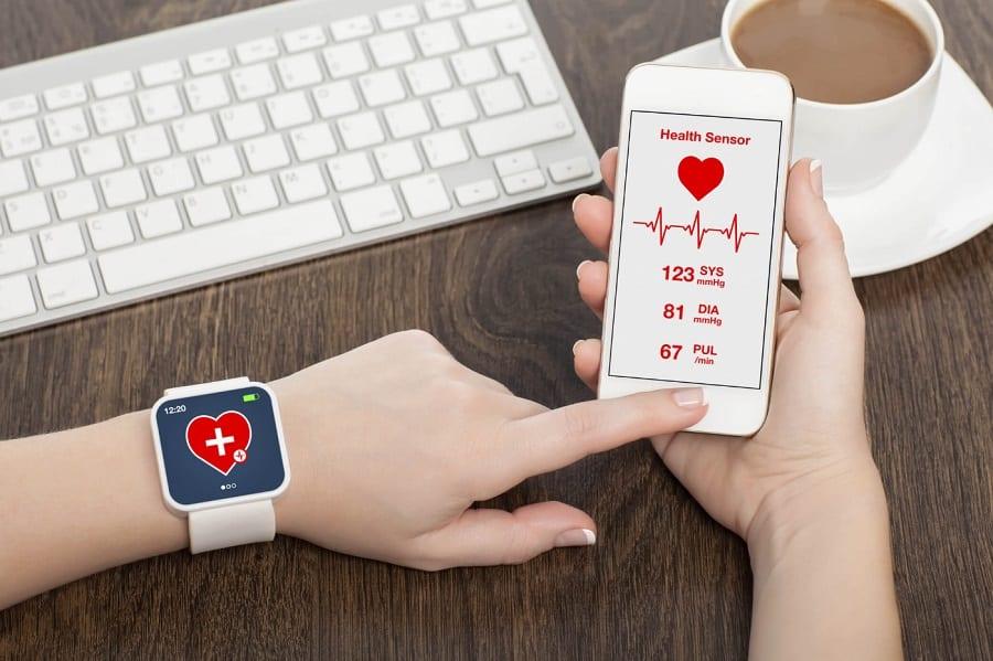 santé animation objets connectés