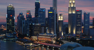 SIGFOX et ENGIE à Singapour