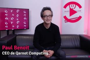 qarnot iot radiateur interview solution données data centers