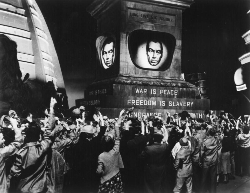 """Extrait du film """"1984"""""""