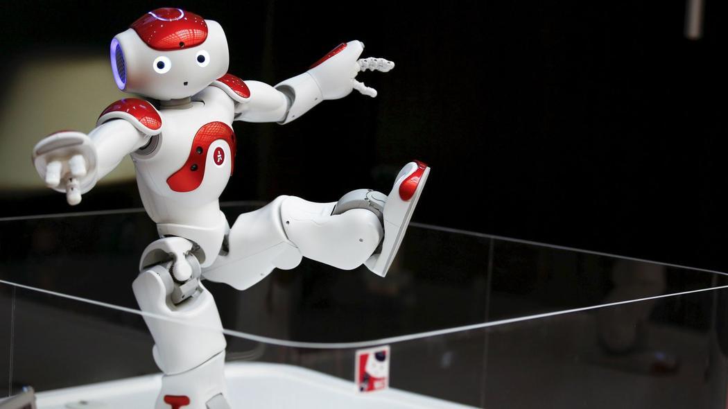 animation robot