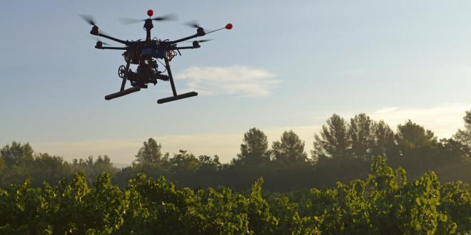 alvarez drone agriculture iot internet