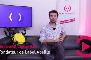 label abeille iot