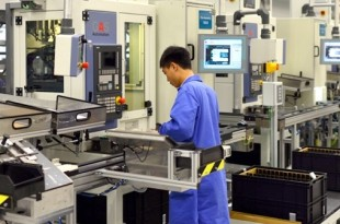 industrie chinoise une