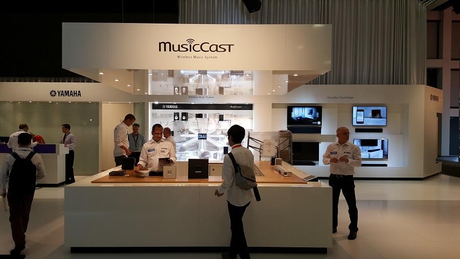 musiccast maison connectée