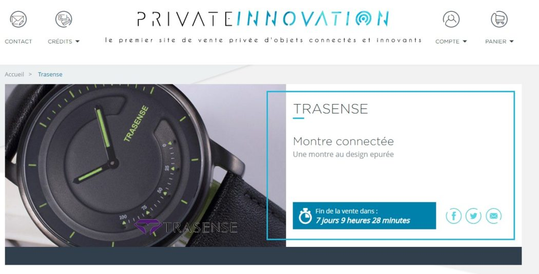 private innovation produit