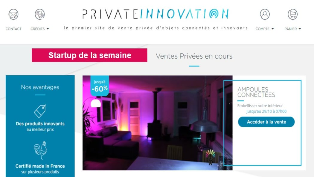 private innovation une
