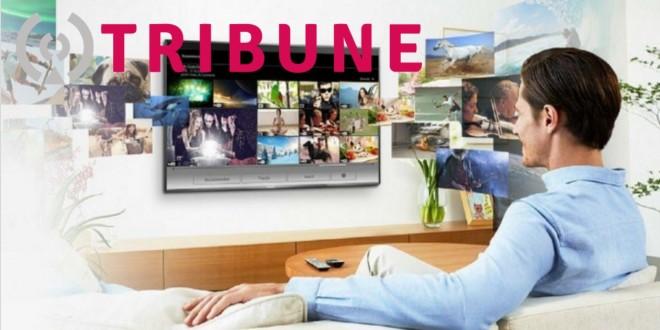 smart tv une tribune