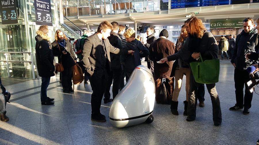 robot poubelle jet