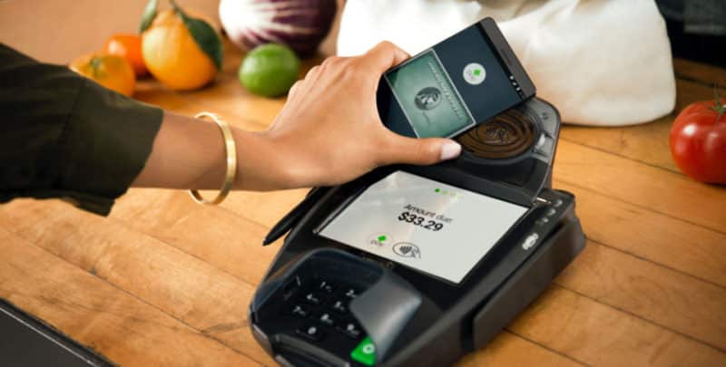 android pay station