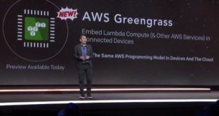 aws greengrass iot