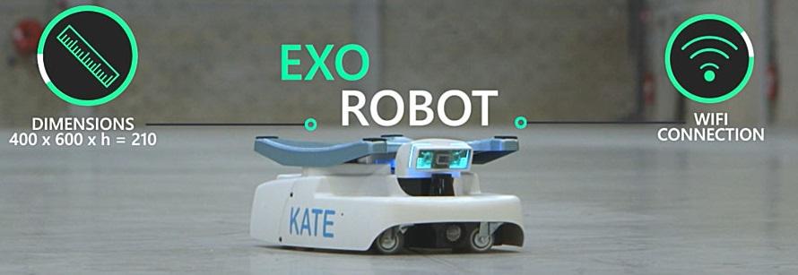 exo robot fonds