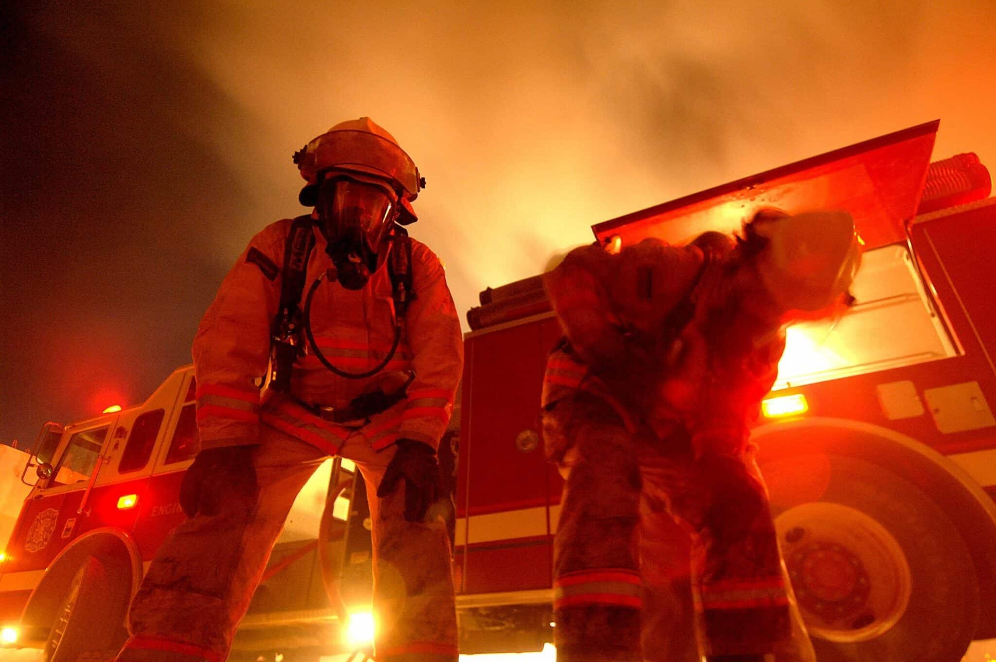 Top Protection : comment travaillera le cyber-pompier de demain PE26