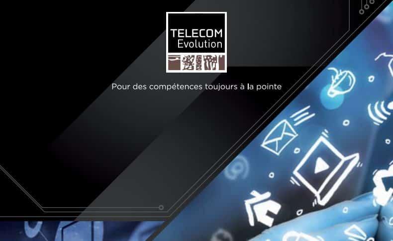 telecom evolution une