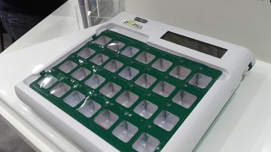 pharmacie borne itinérante objets connectés santé pharmagest