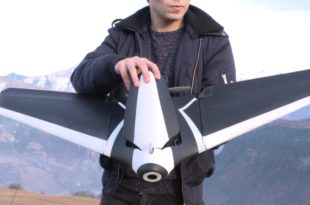 parrot drones iot