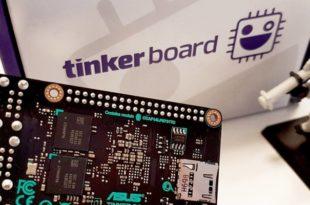Tinker Board iot asus