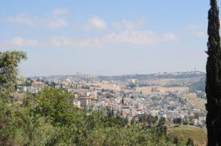 jerusalem israel ces