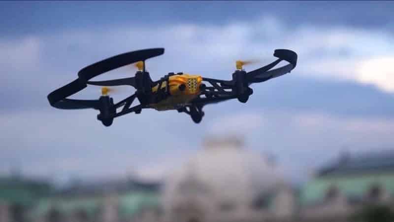 drone dji phantom 1