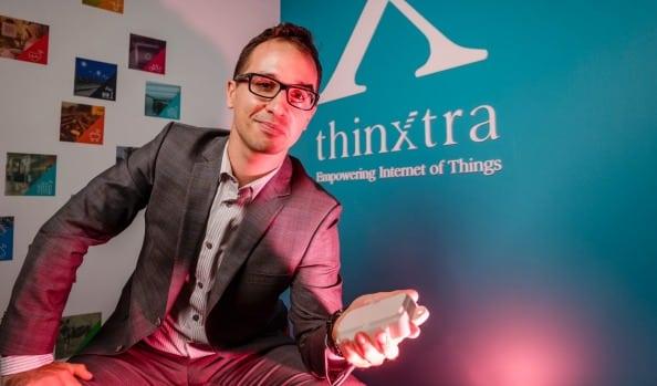 Thinxtra iot