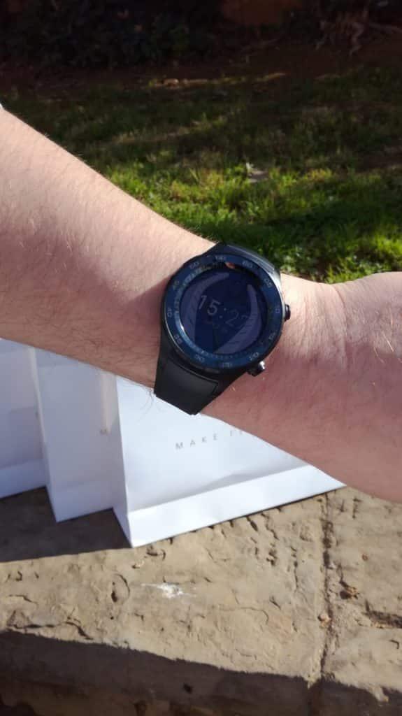 huawei watch 2 noir