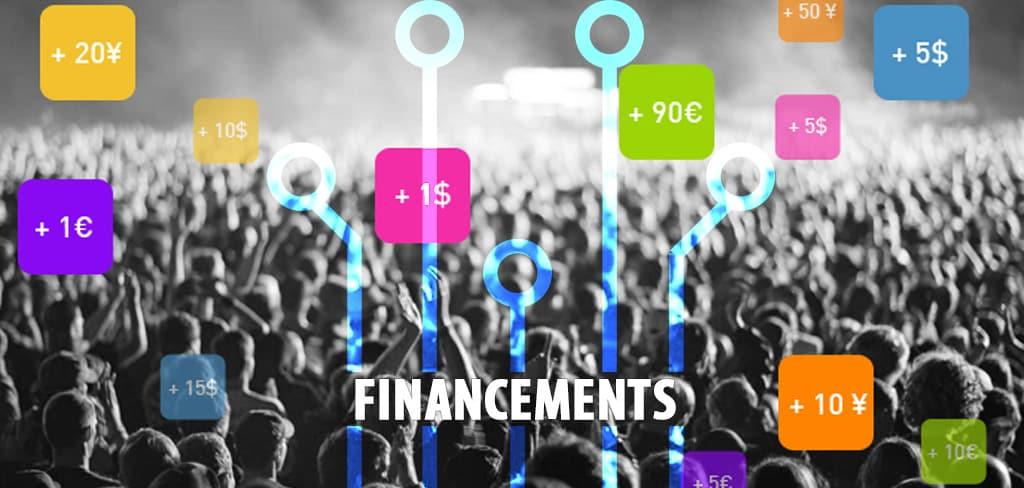 financement - financer objet connecte