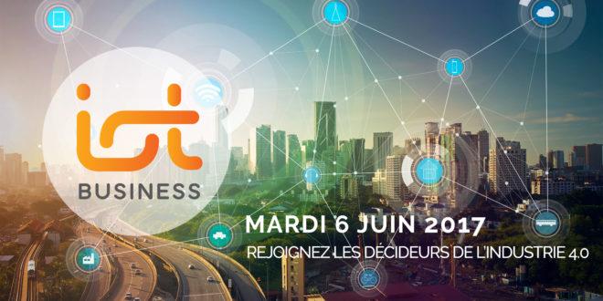 iot business rdv une