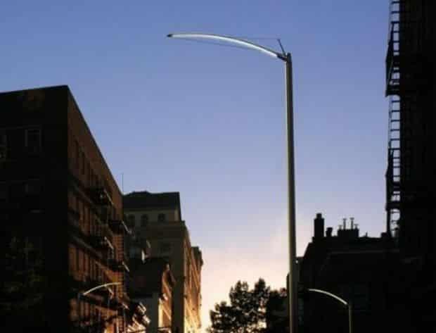 OG&E lampadaire
