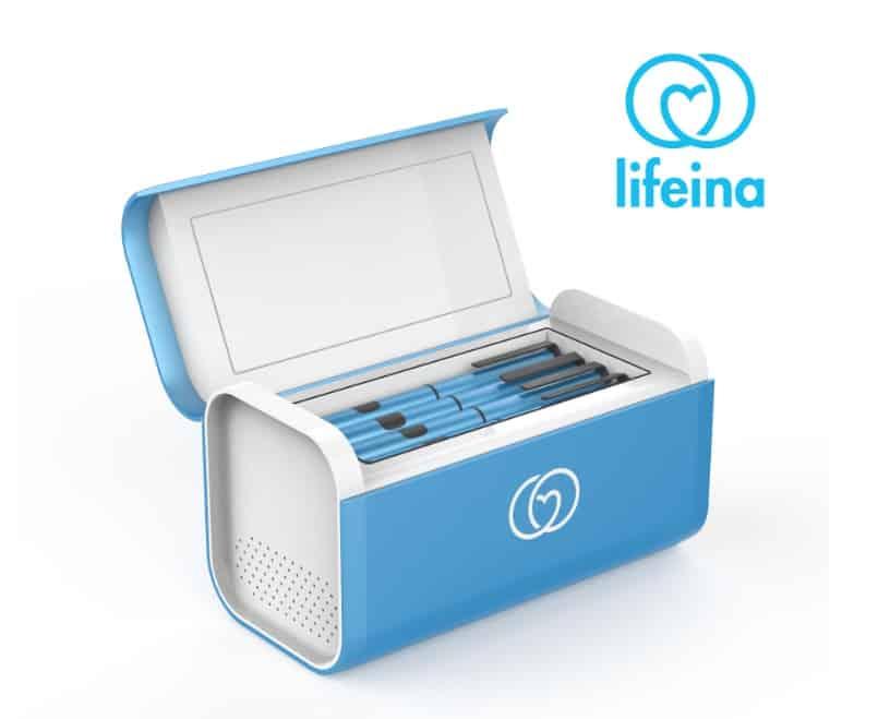 lifeinabox produit